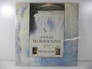 ENNIO MORRICONE MISSION  VINILE 33 GIRI LP
