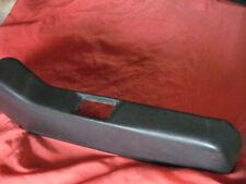 Abdeckung Sitz rechts Leder schwarz  Mercedes W140 Coupe CL 1409182430  SEC C140