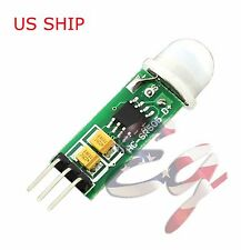 Hc Sr505 Infrared Pir Motion Sensor Precise Infrared Detector Module Arduino Mcu