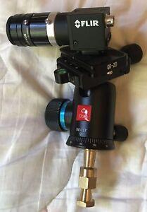 FLIR Blackfly S BFS-U3-50S5C-C Camera and Fujinon HF16XA-5M Lens Combo
