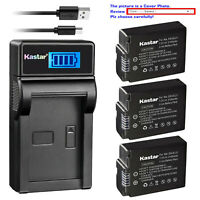 Kastar Battery LCD Charger for Nikon EN-EL21 Battery MH-28 & Nikon 1 V2 Camera