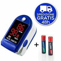 Misuratore di ossigeno nel sangue + pile/Ossimetro ➡️ CONSEGNA 48h