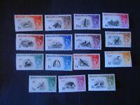 Falkland Islands #128-42 Mint Hinged - (AZ3) WDWPhilatelic!