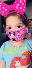 Kids Cotton Fabric Facemask
