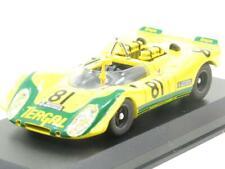 Best Models Diecast 9073 Porsche 908/2 Temporada 1970 Yellow 1 43 Scale Boxed