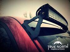 96-02 Toyota 4runner / Tacoma 42 curved lightbar brackets - Triangle Design