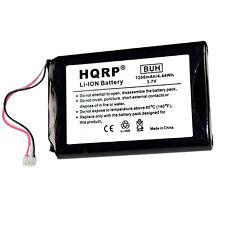 HQRP Battery for Garmin Nuvi 2545LT 2557 2557LMT 2585 2585TV 2597 2597LMT GPS