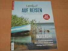 """Landlust AUF REISEN """"Ausgesuchte Ziele von Nord nach Süd"""" aus 2019 NEUWERTIG!"""