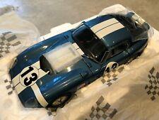 1965 Cobra Daytona #13 24H Le Mans Exoto blue / bleu 1/18 (neuve / new)
