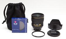 Nikon Nikkor 24mm 24 f/1.4 f/1.4G f1.4 AF-S G ED Lens + ND & UV Filters - Sharp!