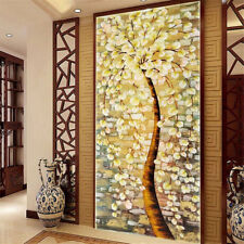 5D Diamond Painting Wealth Tree Rhinestone Embroidery DIY Cross Stitch Craft WF