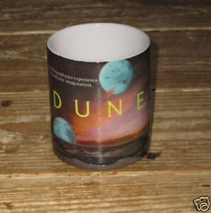 Dune Film Advertising MUG