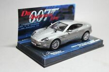 ASTON MARTIN V12 VANQUISH AS DRIVEN BY JAMES BOND 007 MINICHAMPS 1:43