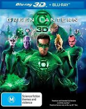Green Lantern (2011) (3D) NEW B Region Blu Ray