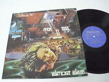 AMON DUUL II Almost Alive - PORTUGAL LP krautrock - Portuguese release VERY RARE