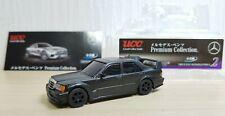 1/64 UCC Mercedes-Benz 190E 2.5-16 EVOLUTION II BLACK diecast car model NEW