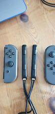 Nintendo 217910 Switch Joy-Con Controllers - Grey