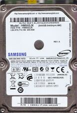 "Samsung HM502JX  SEC-HM502JX(B)  C2441-F14A-A41U9  500GB USB 2.0 2.5"" HDD 5406"