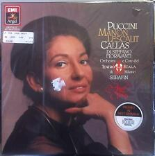 SERAFIN puccini manon lescaut LP Sealed AVB 34019 Vinyl German Box Set NEW
