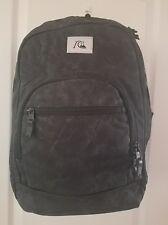 Quiksilver  Schoolie Black Backpack  MSRP $50