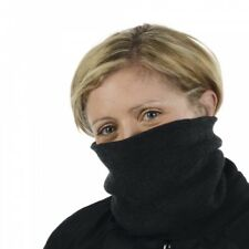 Oxford Snood Single Neck Warmers Black and Gray NW701