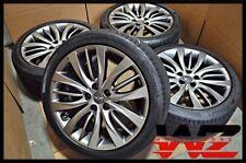"""2015-2017 19"""" Hyundai Genesis 5.0 Staggered Wheels Tires OEM 52910-B1270 70872"""