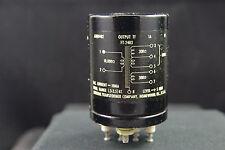 One NOS General Transformer Co. Type FT-2403 Audio Interstage Transformer