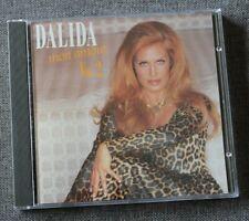 Dalida, mon amour vol 2, CD
