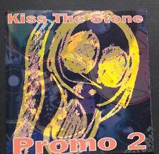 KTS -Kiss The Stone italian labels  1994  rare artist sampler cd-Promo 2