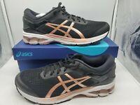 Asics GEL-Kayano 26 [1011A883-001] Men Running Shoes Black/Rose Gold