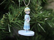 Young Elsa, Disney Frozen, Christmas Ornament
