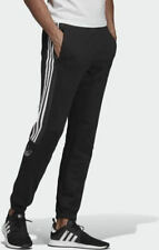 Adidas Originals Men's Outline Sweat Pants NEW AUTHENTIC Black ED4690