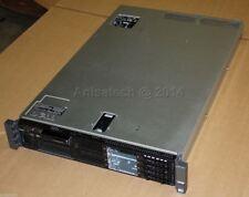 "Dell PowerEdge R710 2x SixCore XEON L5640 2.26GHz 128GB Perc6i 900GB 2.5"" HDD"