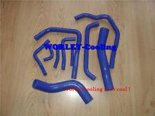 For TOYOTA LANDCRUISER HDJ80 SILICONE RADIATOR & HEATER HOSE BLUE