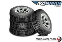 4 Ironman All Country A/T 275/65R18 116T All Season Terrain M+S Truck SUV Tires
