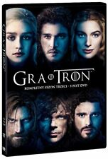 GRA O TRON (GAME OF THRONES) - SEZON 3 - BOX [5 DVD]