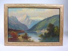 Gemälde Bild signiert  Königssee