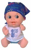 Juegaterapia Snowman Baby peln Alejandro Sanz 12 cm