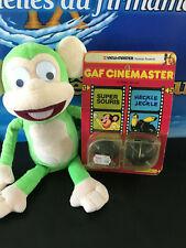 GAF CINEMASTER SUPER SOURIS & HECKLE JECKLE NEUF NEW SEALED view master DISNEY