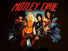 MOTLEY CRUE 2004 TOUR SHIRT,SIZE LARGE NEW CONDITIONS,SHOUT AT THE DEVIL PRINT
