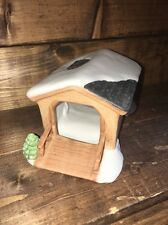 Department 56 Hertitage Village Collection Covered Wooden Bridge