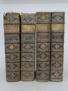 Historisch und geographisches Allgemeines Lexicon - Brandmüller - 4 Bde - 1726