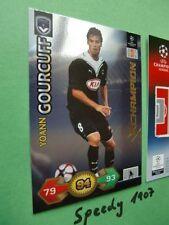 Champions League 09 10 Super Strikes Gourcuff Champion Panini Adrenalyn