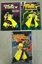 DICK TRACY #1 #2 #3 THREE BOOK SERIES WD PUBLICATIONS