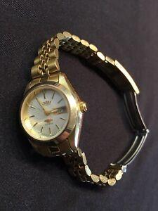 Citizen Armbanduhr Automatic 21 Jewels Datum