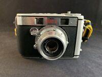 Vintage 35mm Kodak Signet 40 Camera w/ Ektanar f/3.5 46mm Lens & Case