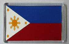 Philippines Flag Fridge Magnet- Free Postage