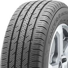 2 New 225/60-17 Falken Sincera SN250 A/S All Season Tires 225 60 17