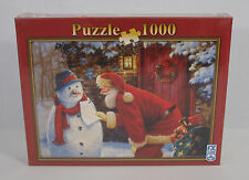 """NEW"" A Christmas Wish 1000 piece Jigsaw puzzle"