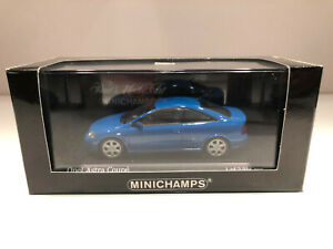 1/43 MINICHAMPS Voiture Miniature OPEL ASTRA COUPE